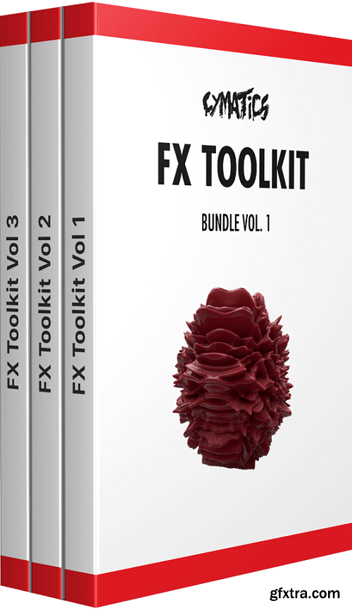 Cymatics FX Toolkit Bundle WAV