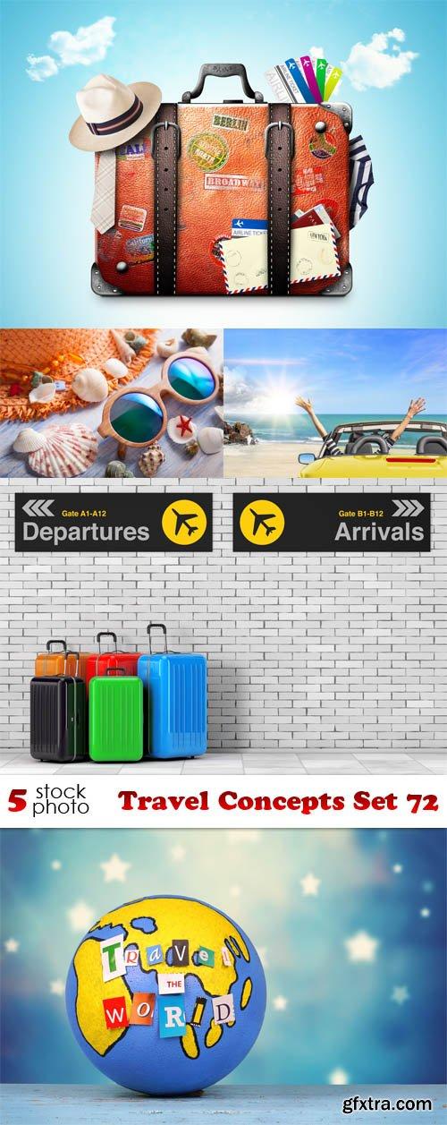 Photos - Travel Concepts Set 72