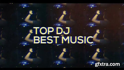 VideoHive Night Club Party 19972743