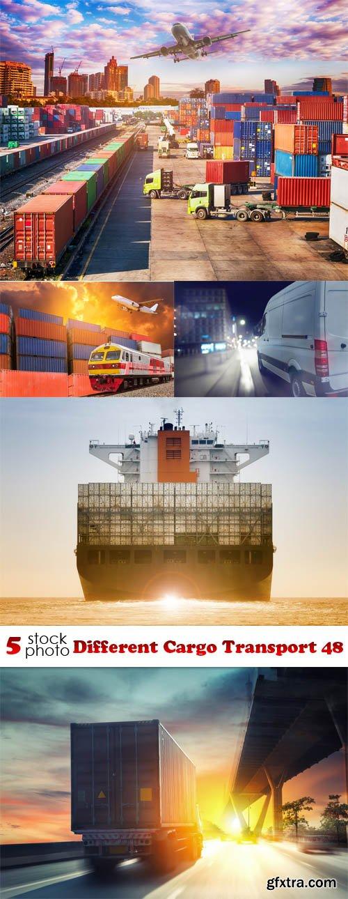 Photos - Different Cargo Transport 48