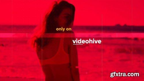 Videohive Travel Vlog Opener 23378435