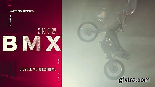 Videohive Extreme Festival - Action Sport Show 23437840