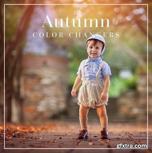 Autumn Color Changer Overlays