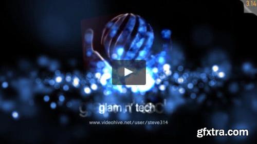 VideoHive Glam & Tech Logo Reveal 10556650