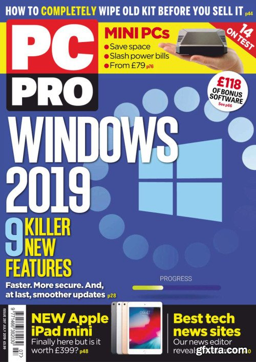 PC Pro - July 2019