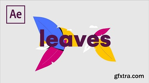 Animated Leaves & More - After Effects CC 2019