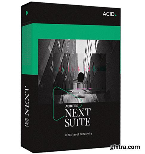 MAGIX ACID Pro Next Suite Content-R2R