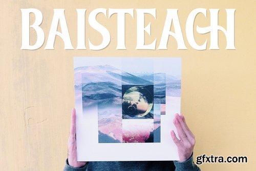 CM - Baisteach Vintage Serif 3758545