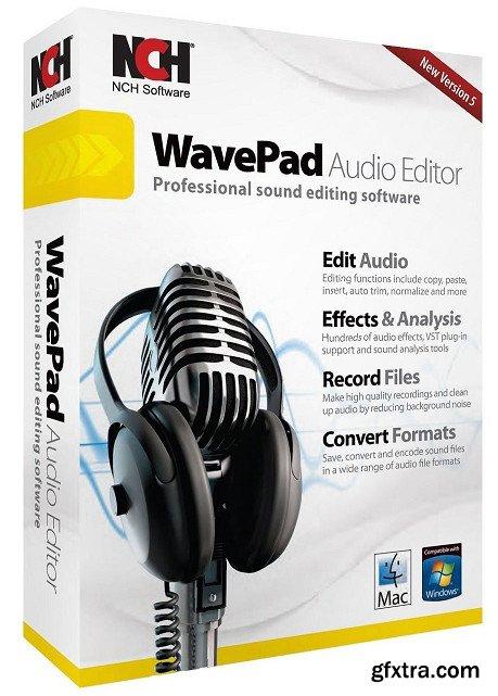 NCH WavePad 9.14 Beta