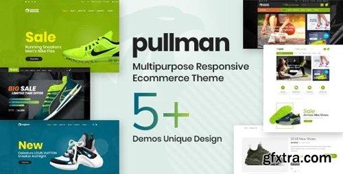 ThemeForest - Pullman v1.0 - Multipurpose Prestashop Responsive Theme 23675125
