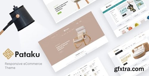 ThemeForest - Pataku v1.0 - Technology OpenCart Theme (Page Builder Layouts) 23716933