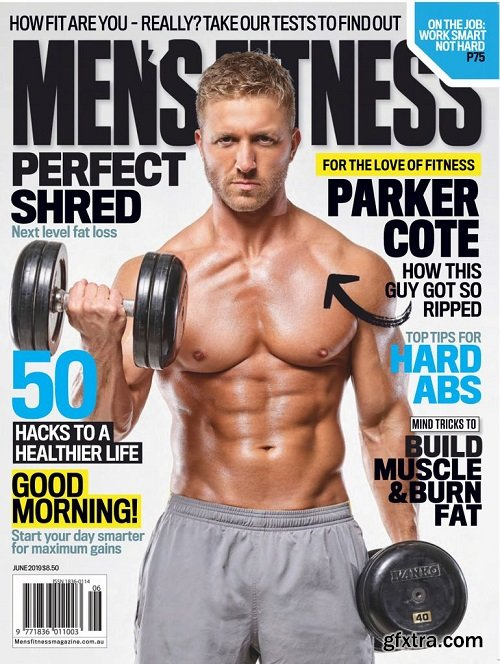 Australian Men\'s Fitness - June 2019
