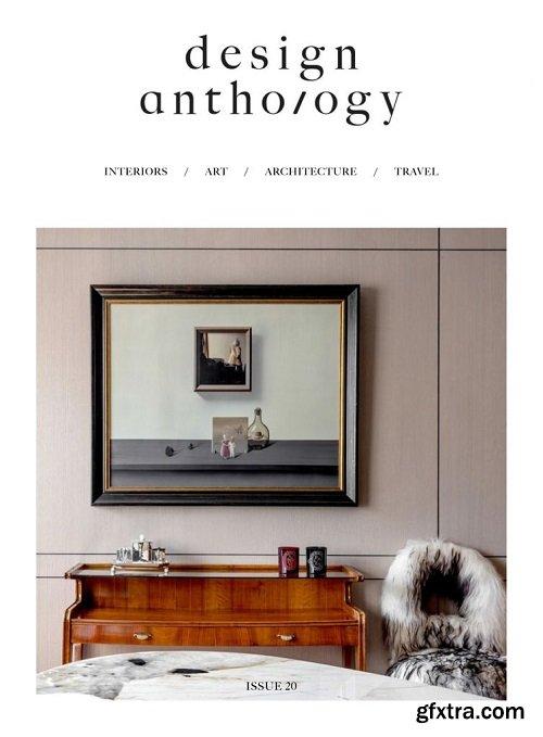 Design Anthology - Issue 20 2019