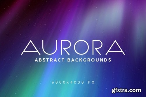 30 Aurora Space Backgrounds