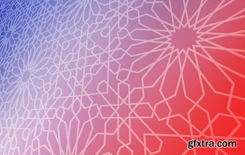 36 Floral Abstract Backgrounds
