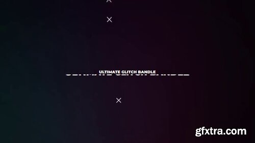 Pond5 - Ultimate Glitch Bandle - 092689490