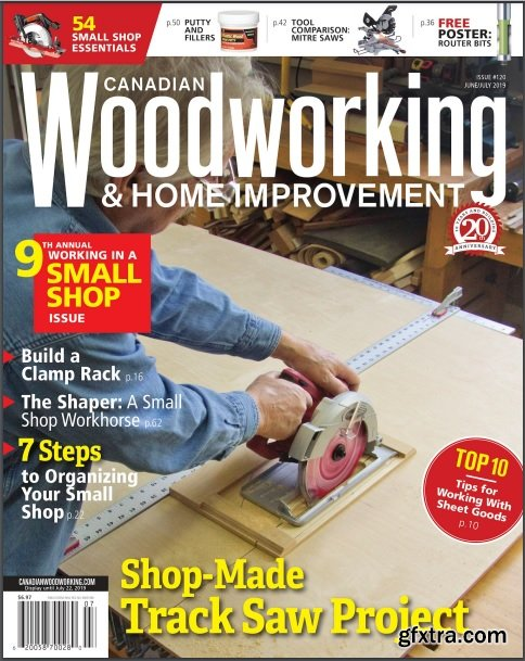 Canadian Woodworking - June/July 2019