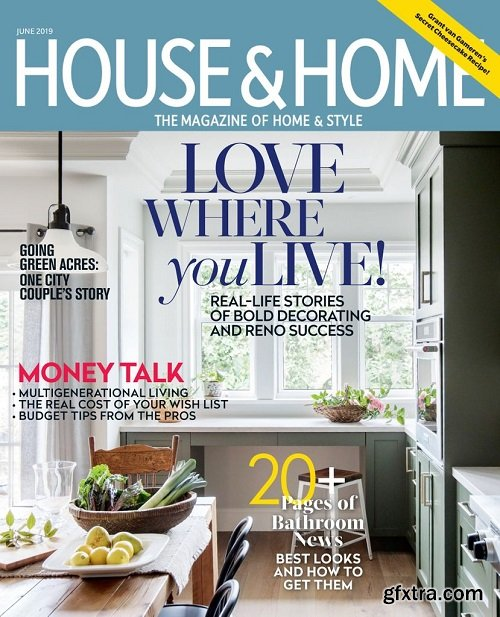 House & Home - June 2019