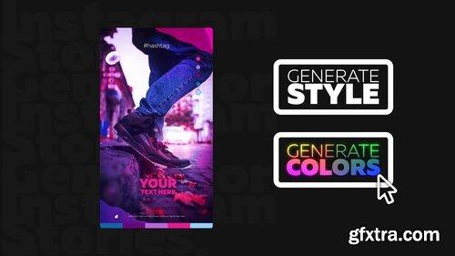 Videohive - Stories Generator - 22944804