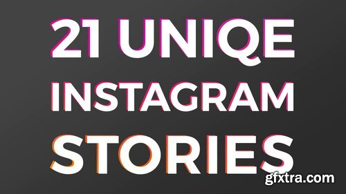Videohive - Instagram Stories - 22633315