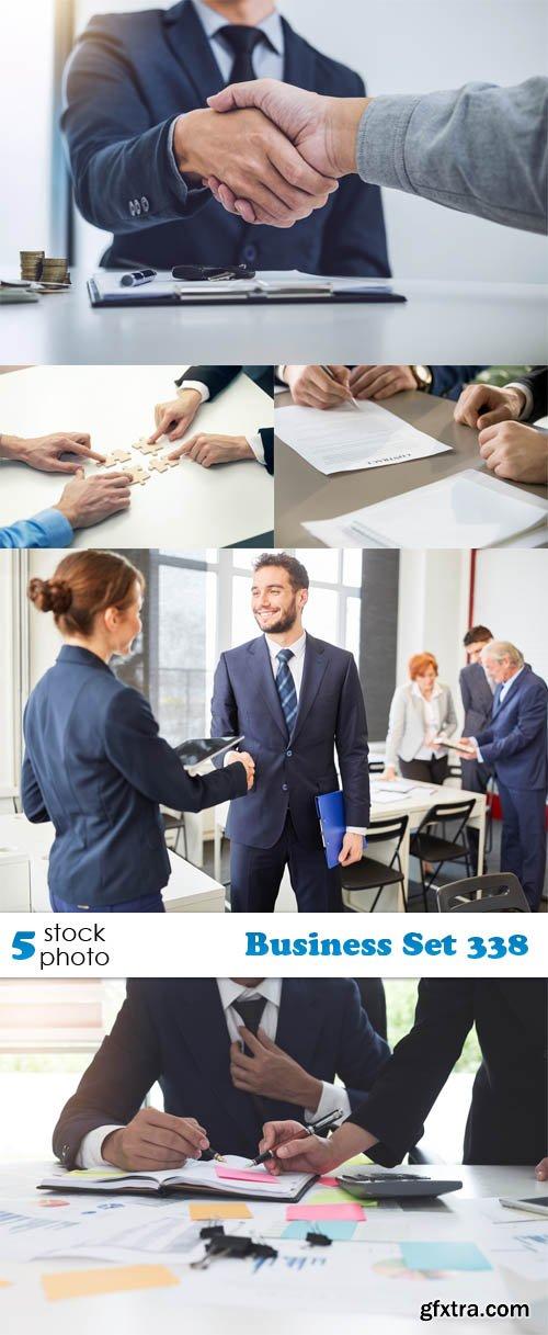 Photos - Business Set 338