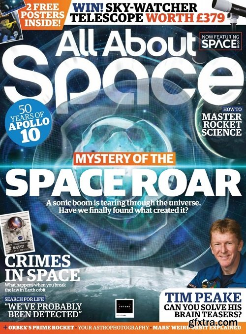 All About Space - Issue 90, 2019