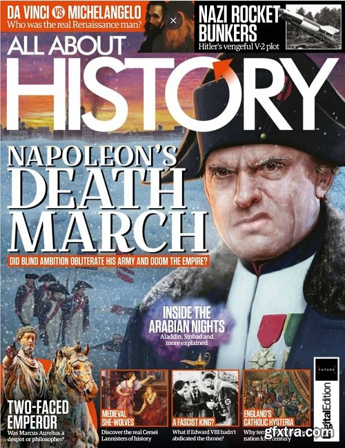 All About History - Issue 77, 2019