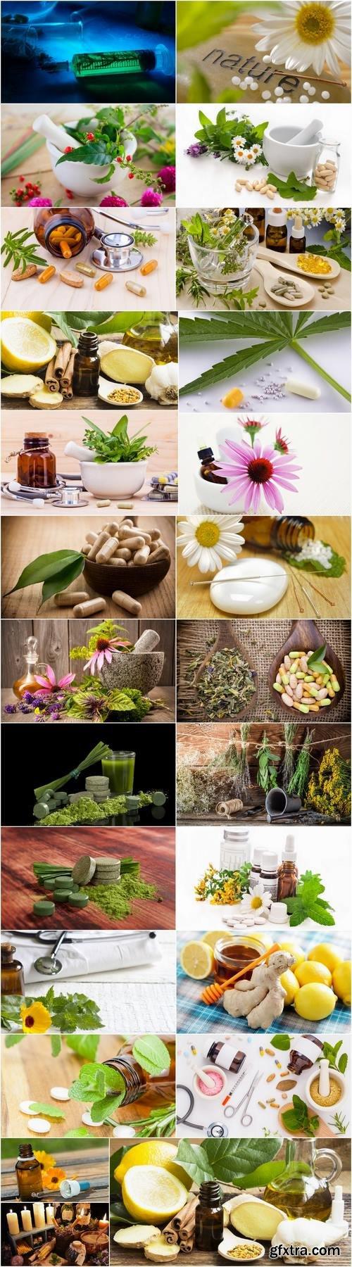 Medicinal herbs oil pill tablet 25 HQ Jpeg
