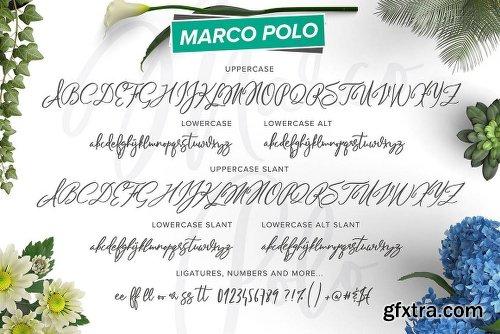 DealJumbo Handwritten Font Collection