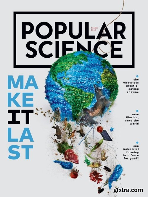 Popular Science USA - April/May 2019