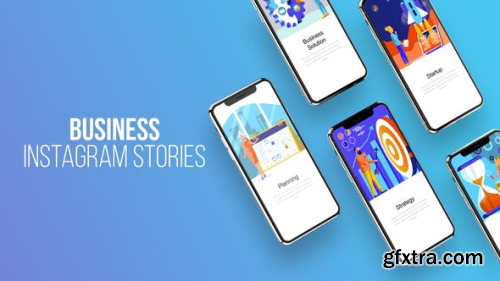 Videohive Business - Instagram Stories 23797899