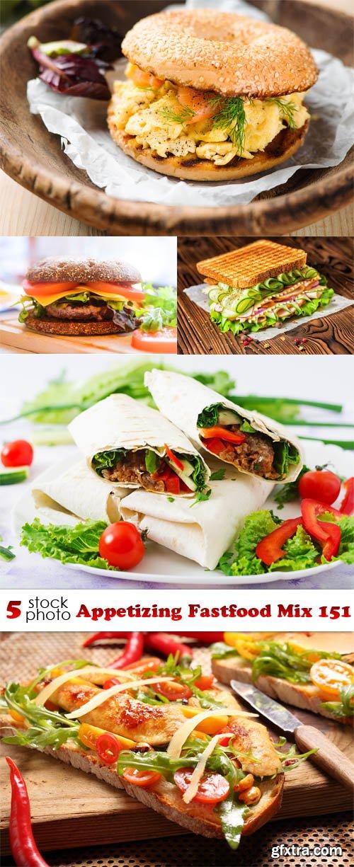 Photos - Appetizing Fastfood Mix 151
