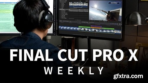 Lynda - Final Cut Pro X Weekly