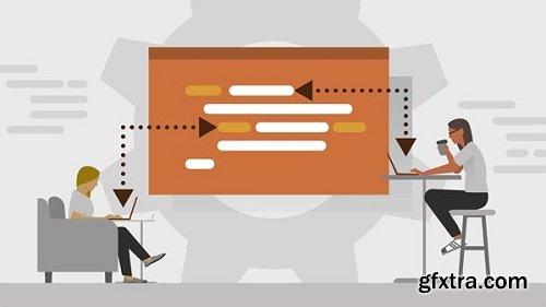 Lynda - Learning GitHub