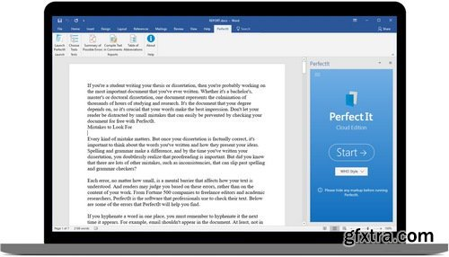 Intelligent   Editing PerfectIt Pro   3.3.5.34268