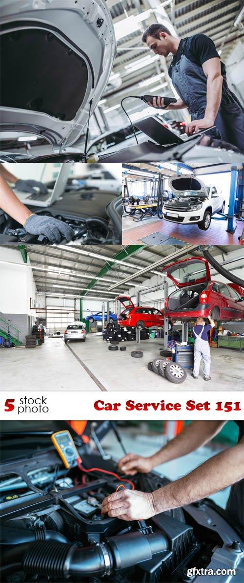 Photos - Car Service Set 151