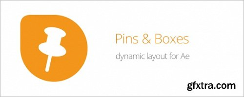 Pins & Boxes 1.1 for After Effects