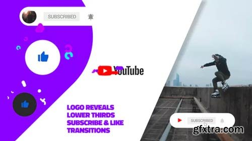 Videohive - Modern Youtube Channel - 23802349