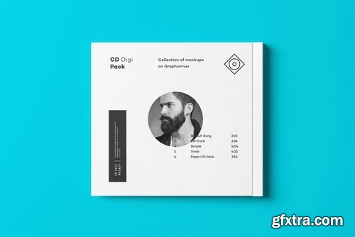 CD Digi Pack Mock-up 6