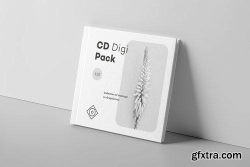 CD Digi Pack Mock-up 6