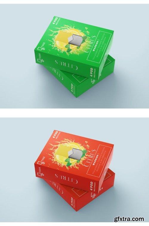 TSUK BOX - Mockup Product PSD