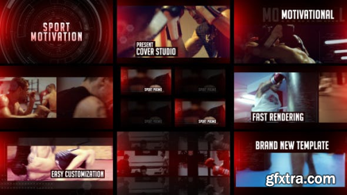 VideoHive Sport Motivation 13149739
