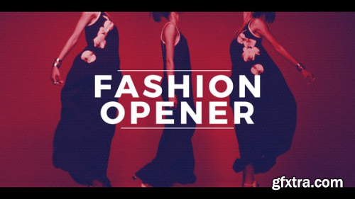 VideoHive Fashion Opener 21715185