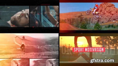 VideoHive Sport Motivation 20529404