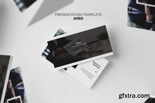 Aveo : Sales & Marketing Report Keynote