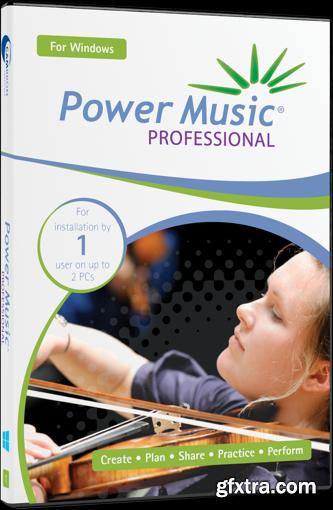 Power Music Professional 5.2.1.0 Multilingual Portable