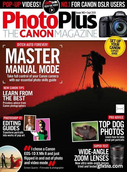 PhotoPlus: The Canon Magazine - Issue 143