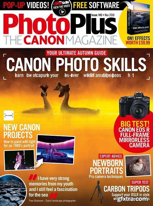 PhotoPlus: The Canon Magazine - Issue 145