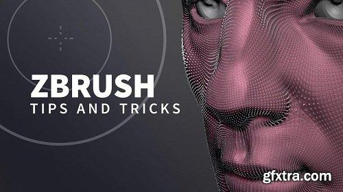 Lynda - ZBrush: Tips and Tricks