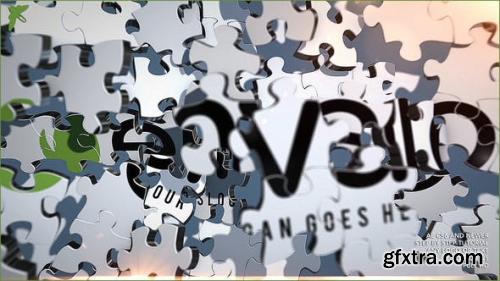 VideoHive Puzzle Logo 22779006